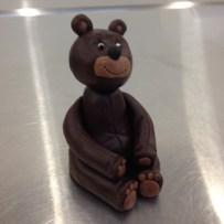 My happy little bear.