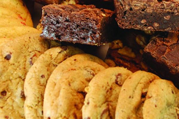 Cookie Brownie Tray