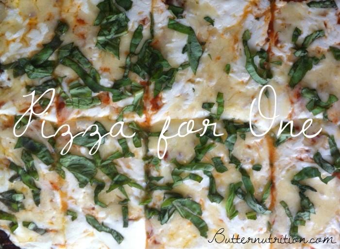 Grain Free Cauliflower Pizza Crust | Butter Nutrition