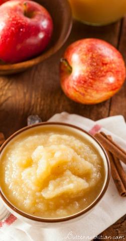 Caramel Applesauce | Butter Nutrition