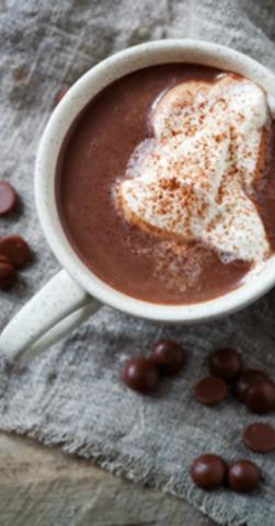 Nourishing Hot Chocolate Recipe