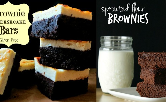Best {real food} Brownie Recipes | Butter Nutrition