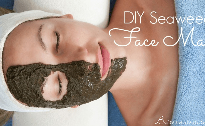 Homemade Seaweed Face Mask | Butternutrition.com
