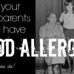 Why your grandparents didn't have food allergies | Butternutrition.com