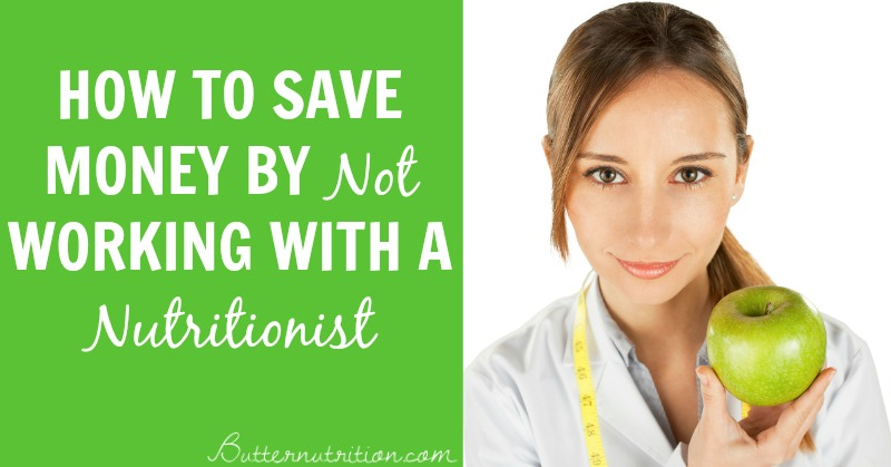 Does DIY Nutrition Save MONEY? A nutritional therapist's take...   Butternutrition.com