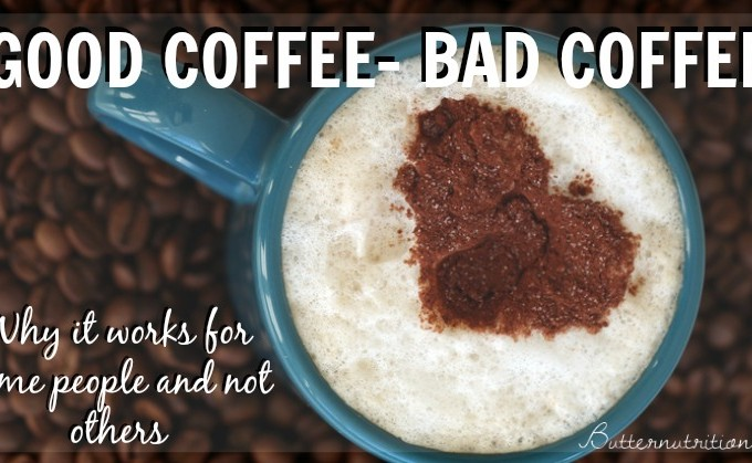 Is Coffee Healthy? Why it works for some people and not others   Butter Nutrition