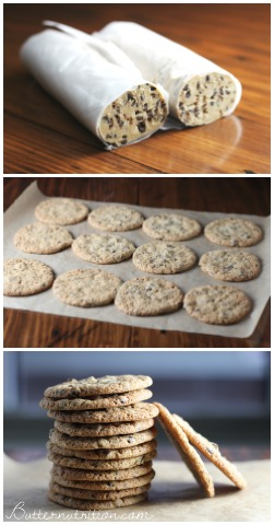 The BEST Gluten Free Chocolate Chip Cookies | Butter Nutrition