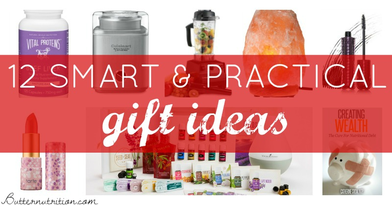 12 Smart & Practical Holiday Gift Ideas