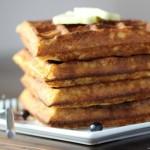 High Protein Gluten Free Waffles | Butter Nutrition
