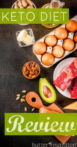 Keto Diet Review | Butter Nutrition