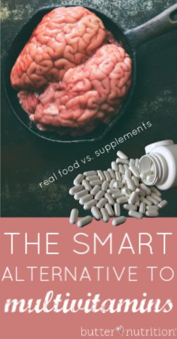 The Smart Alternative to a Multivitamin | Butter Nutrition