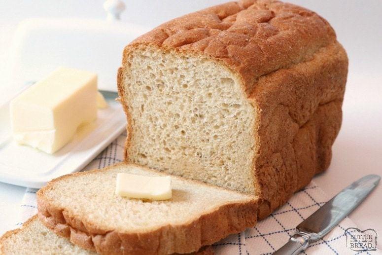 Simple Bread Recipe No Yeast Breakfast