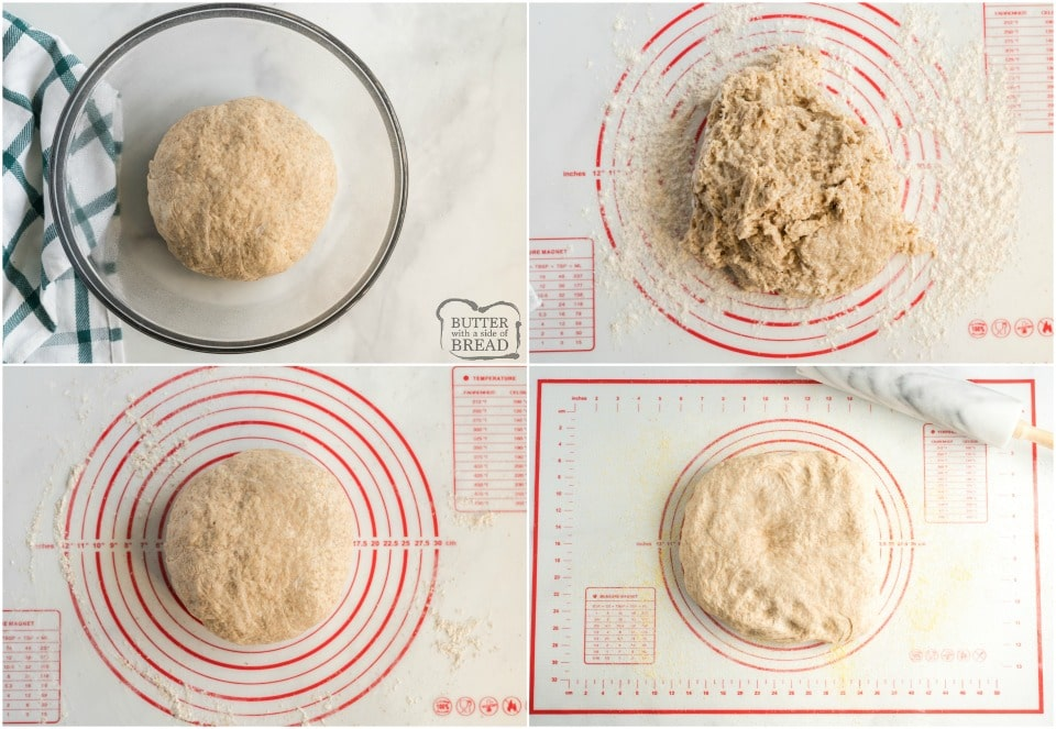 how to make English Muffins recipe