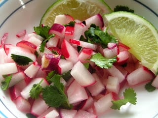 GARDEN RECIPES: THREE WAYS WITH RADISHES