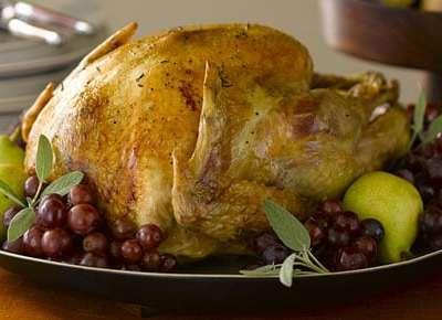 ROASTING A PERFECT THANKSGIVING TURKEY
