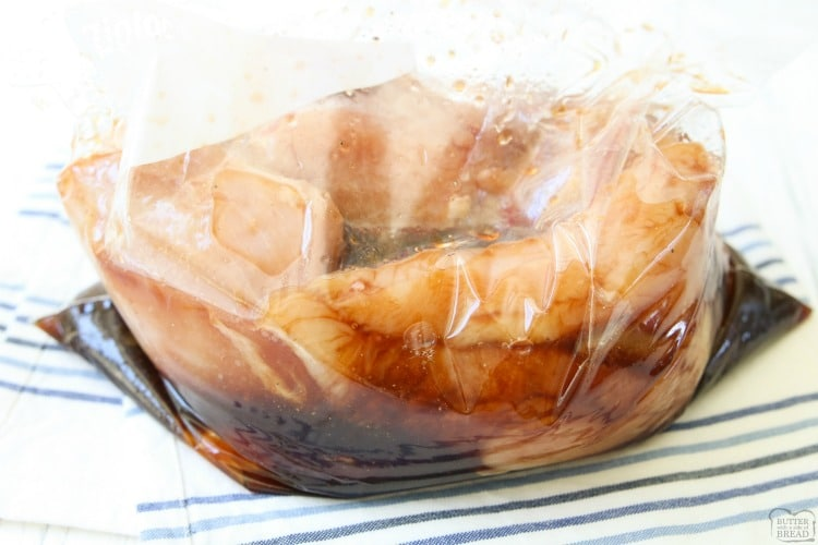 how to marinate chicken for grilling