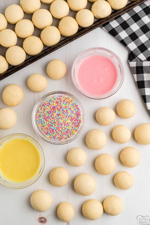 Homemade Italian Cookies recipe