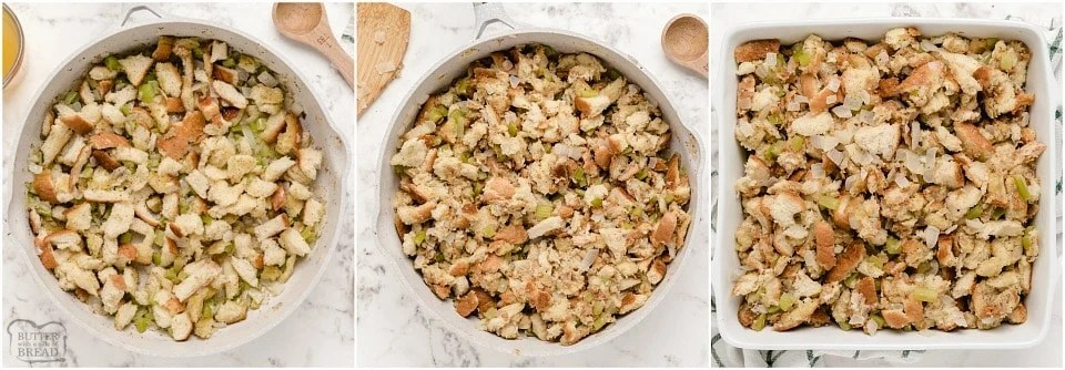 how to make Best Thanksgiving Stuffing recipe