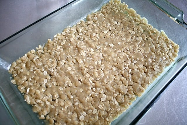 Butter With a Side of Bread: Oatmeal Caramelitas