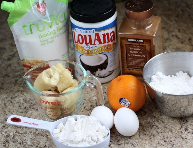 Banana Orange Bars: Butter with a Side of Bread
