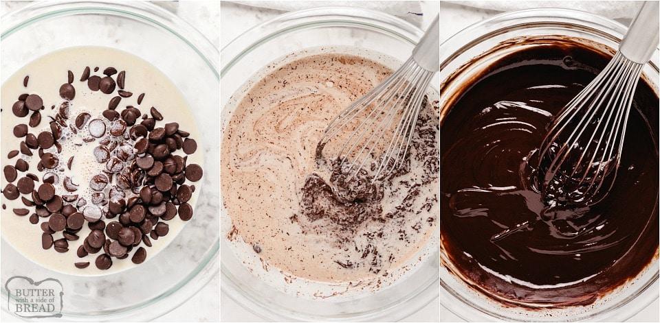 How to make Best Chocolate Ganache Recipe