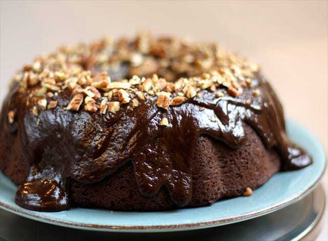 DEATH BY CHOCOLATE CAKE: Butter With A Side of Bread