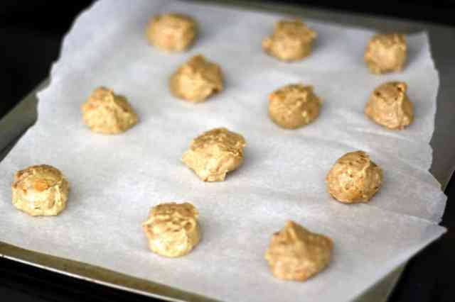 BUTTERSCOTCH APPLE COOKIES: Butter With A Side of Bread