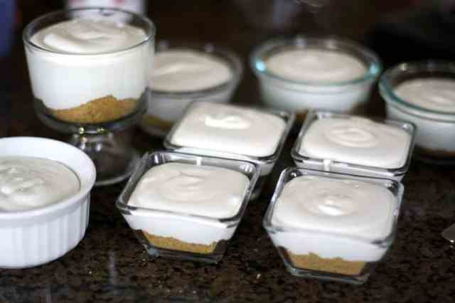 WHITE CHOCOLATE CHERRY BLENDTEC BLENDER CHEESECAKES: Butter With A Side of Bread