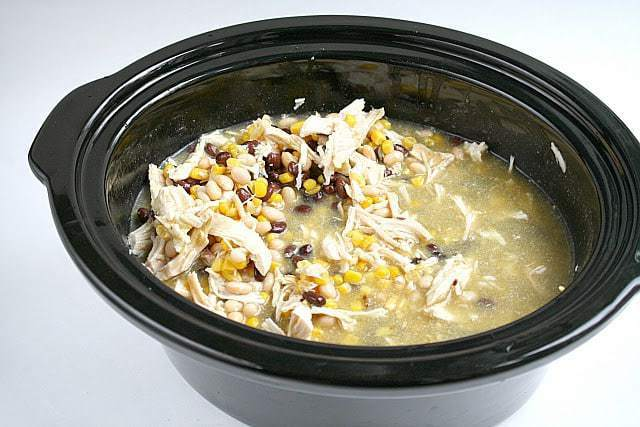 Butter With a Side of Bread: Creamy Chicken Enchilada Soup