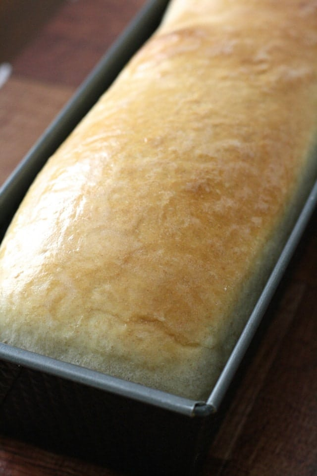 Buttermilk Bread baked fresh in your kitchen with this easy recipe! Buttermilk Bread is soft and has incredible flavor. Simple bread recipe that everyone loves.