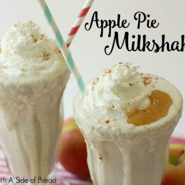 Apple Pie Milkshakes - Butter With A Side of Bread