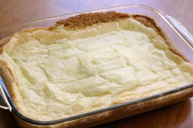 Gooey Butter Cake - Butter With A Side of Bread