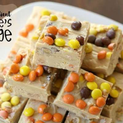 3-INGREDIENT REESE'S FUDGE