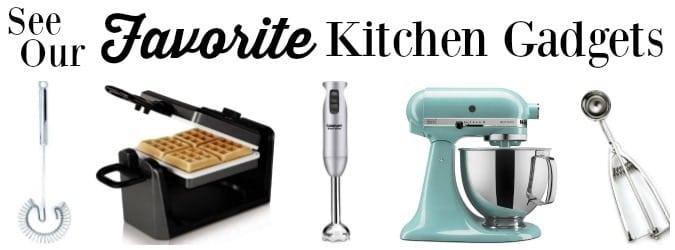 BSB Favorite Kitchen Gadgets
