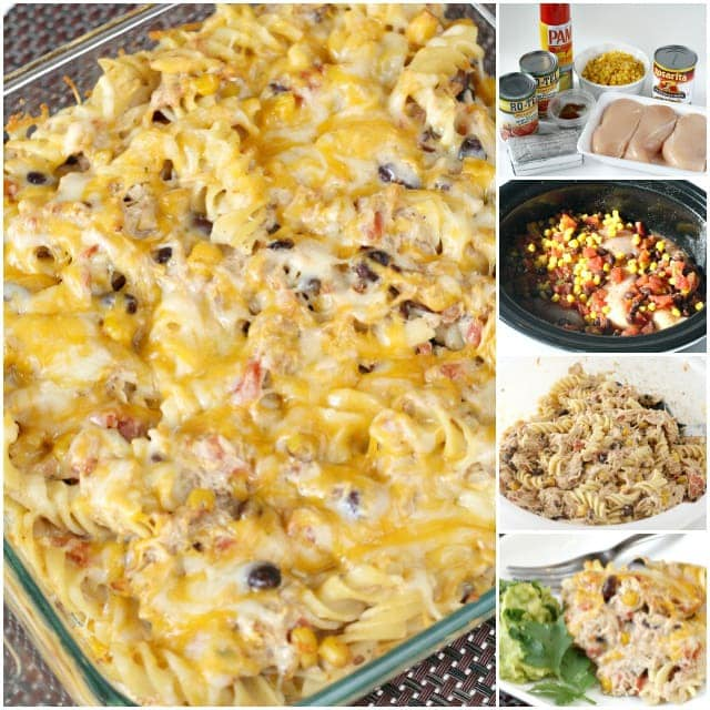 Chicken Chili Pasta Bake - Butter With a Side of Bread