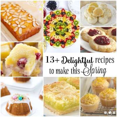 Baked Goods to Make this Spring
