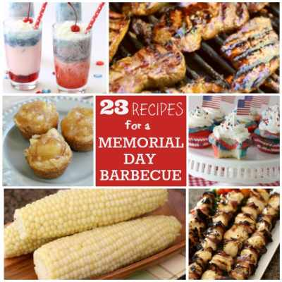 BEST MEMORIAL DAY BBQ RECIPES