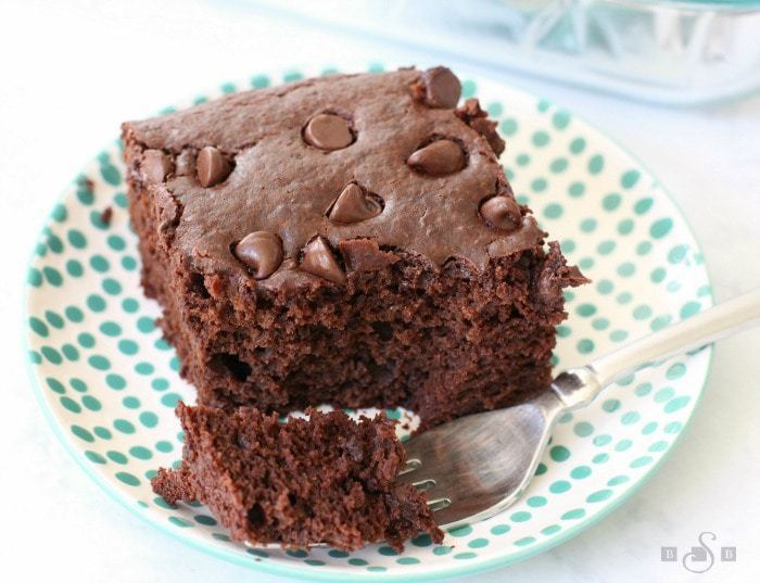 Double Chocolate Snack Cake - Butter With A Side of Bread