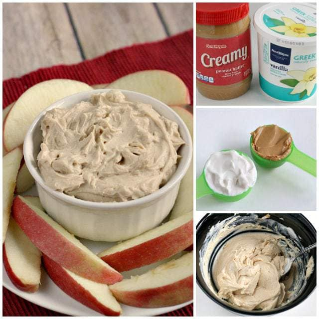 Creamy Peanut Butter Dip - Butter With a Side of Bread