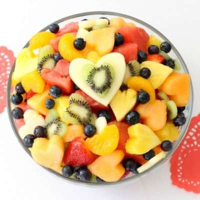 SWEETHEART FRUIT SALAD