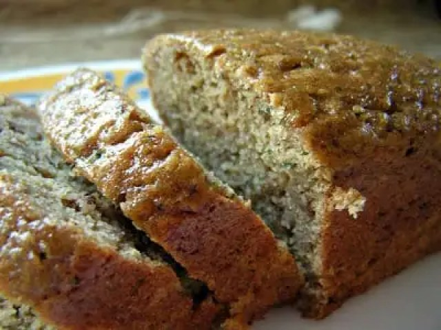Zucchini bread recipe that truly is the best ever! Easy to make & you'll love the blend of spices used. It's the perfect zucchini bread recipe!