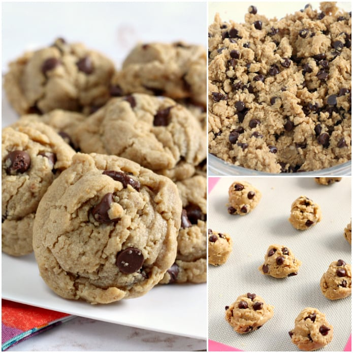 How to make Peanut Butter Oatmeal Chocolate Chip Cookies