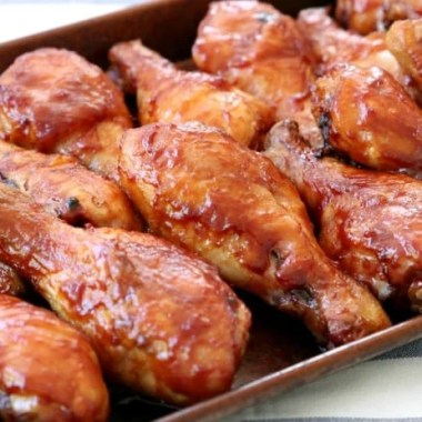 Easy Smoked Chicken Legs made with just a few simple ingredients in 2 hours. Simple recipe for smoking chicken drumsticks during your next BBQ. Perfect recipe to start learning how to use your electric smoker!
