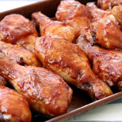 EASY SMOKED CHICKEN LEGS
