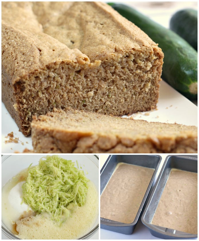 Step by step instructions and photos about how to make zucchini bread with vanilla pudding mix!
