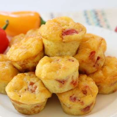 FIESTA EGG BITES RECIPE