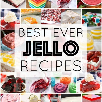 BEST JELLO RECIPES & JELLO SALAD RECIPES