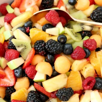 FANCY FRUIT SALAD RECIPE