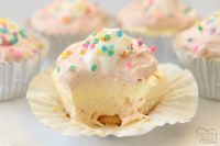 Mini No-Bake Cheesecakes perfect for Spring! Easy pastel desserts with sweet, creamy vanilla cheesecake filling that's put together in minutes.