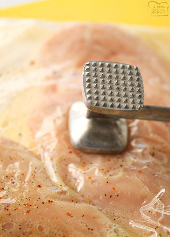 how to tenderize chicken